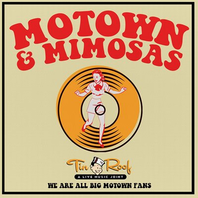 Motown and Mimosas Live Music Brunch